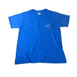"""Guy Harvey Blue """"Proudly Southern"""" Tee Shirt"""